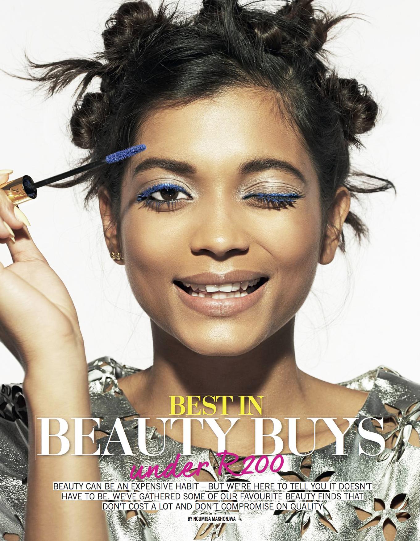 Shawna Blackburn for Cosmopolitan SA