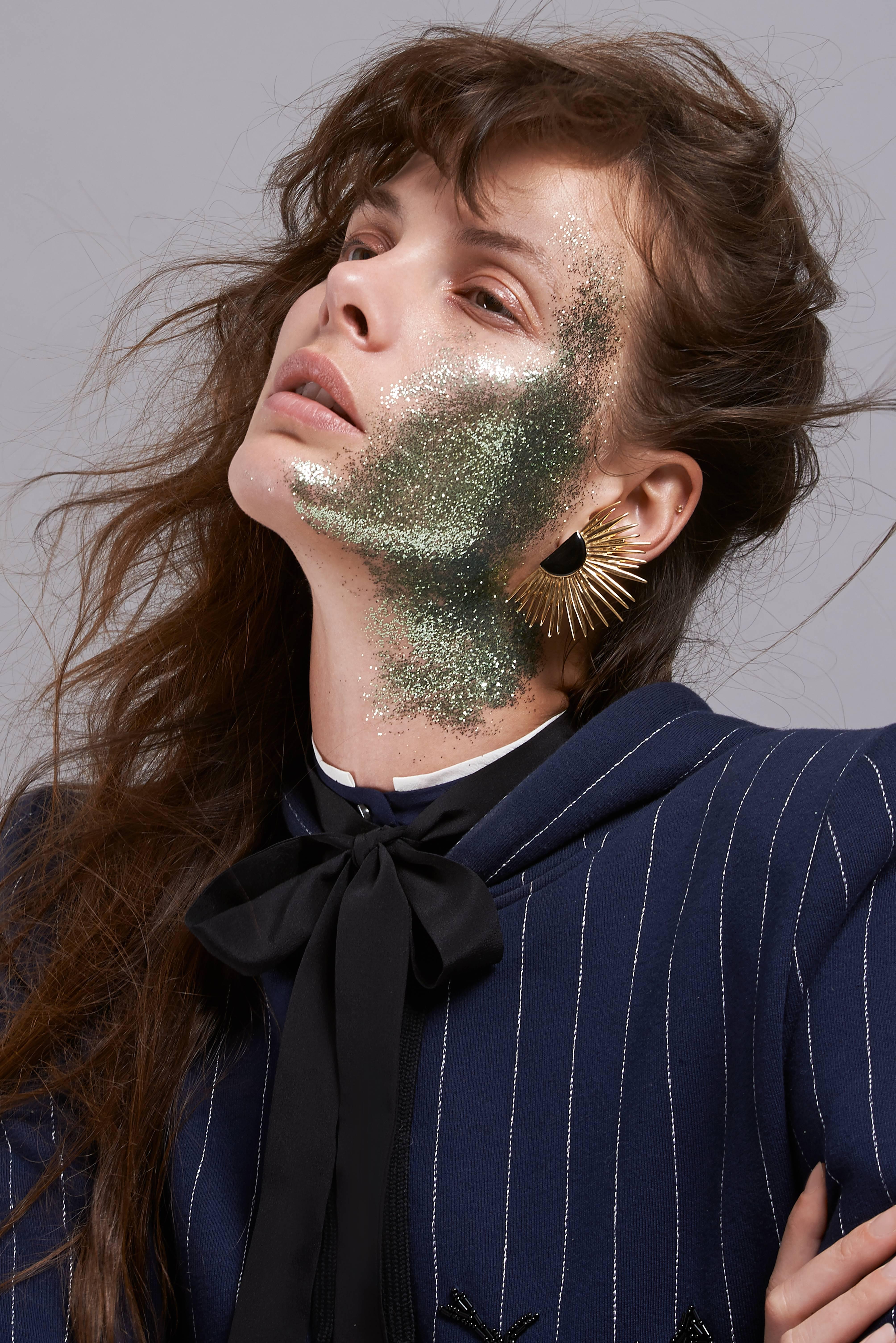 Jessiann Gravel for Glamour Brasil