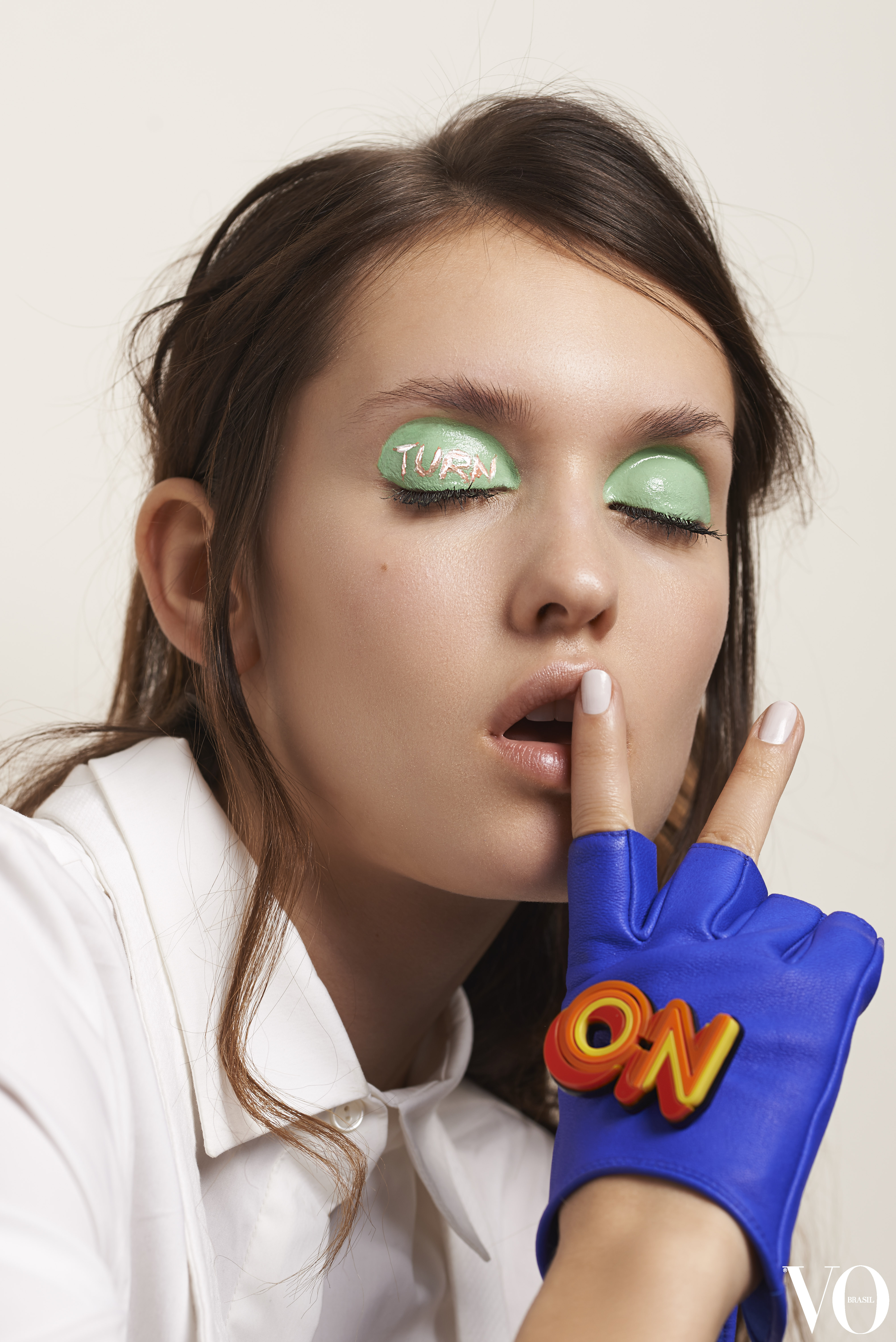 Fred Juno For Vogue Brasil