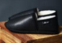pantoufle de mouton OPCHO au pied chaud modèle 300