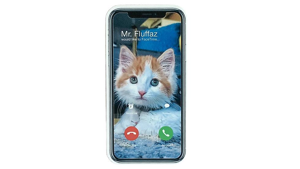 Facetime Custom Pet Sticker