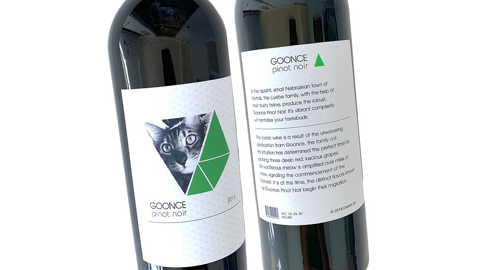 Goonce Label