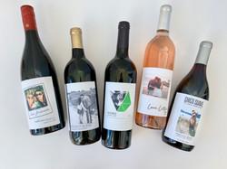 Cork Tales Wine Labels