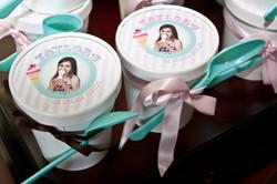 Ice Cream Parlor Theme Birthday