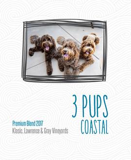 3 Pups Coastal
