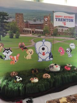 Pup University Birthday