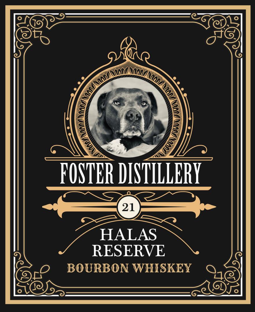 Cork Tales Whiskey label