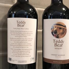 Teddy Bear Winery