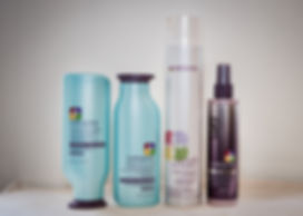 Pureology professional hair products