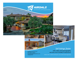 Airdale Flyer Card