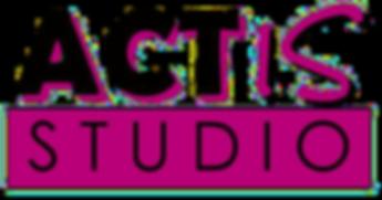 actis studio logo 2020 fond transparent_