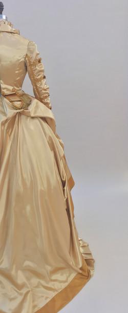 Large Bustle Dress