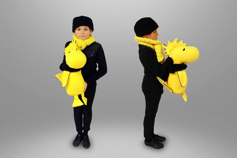 Woodstock Puppet