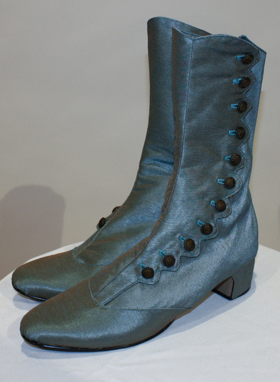 Covered Shoes turned into a Boot