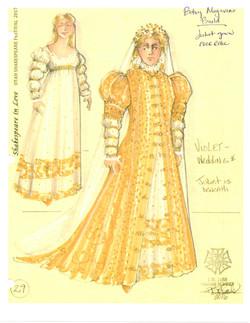 Viola de Lesseps - Wedding & Juliet