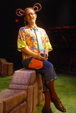 Mr. Slinger's Multi Colored Shirt