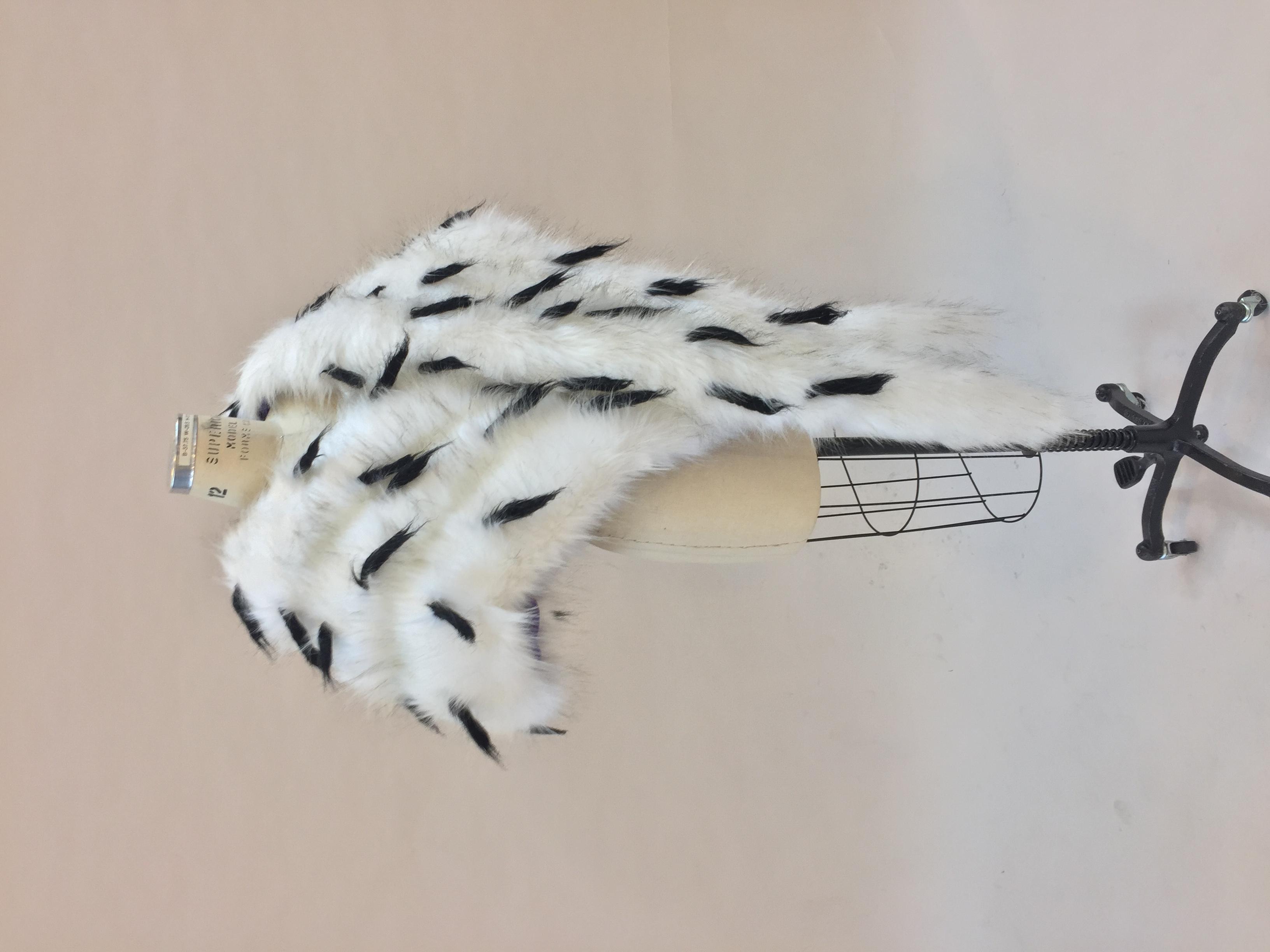 Madame Pernelle's Fur stole