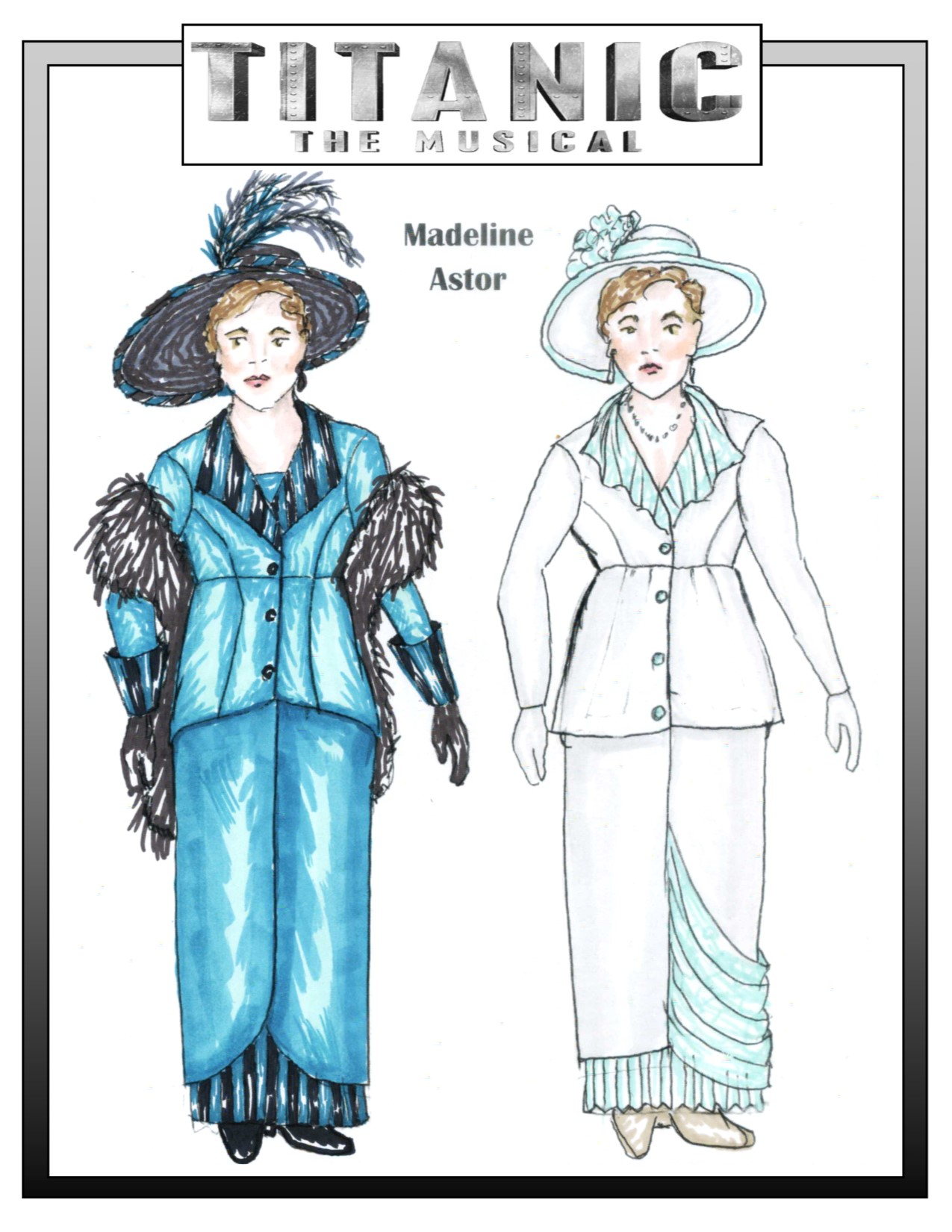 Madeline Astor Rendering