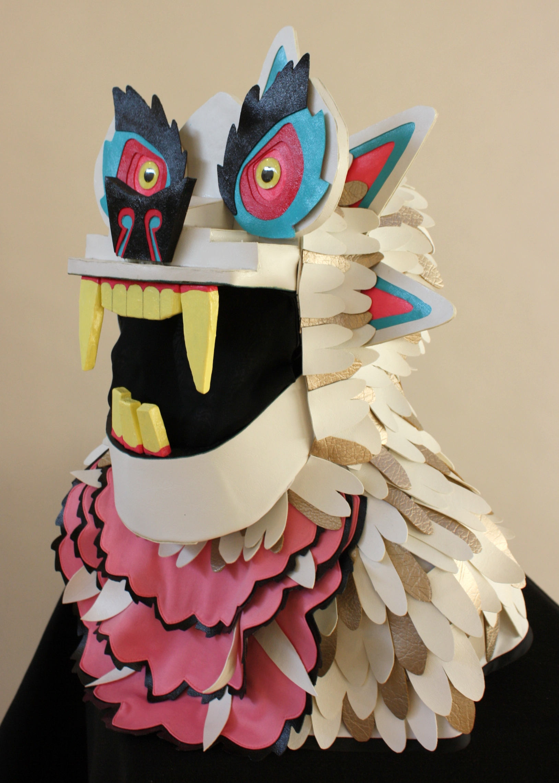 Full Head Mask - Left Side