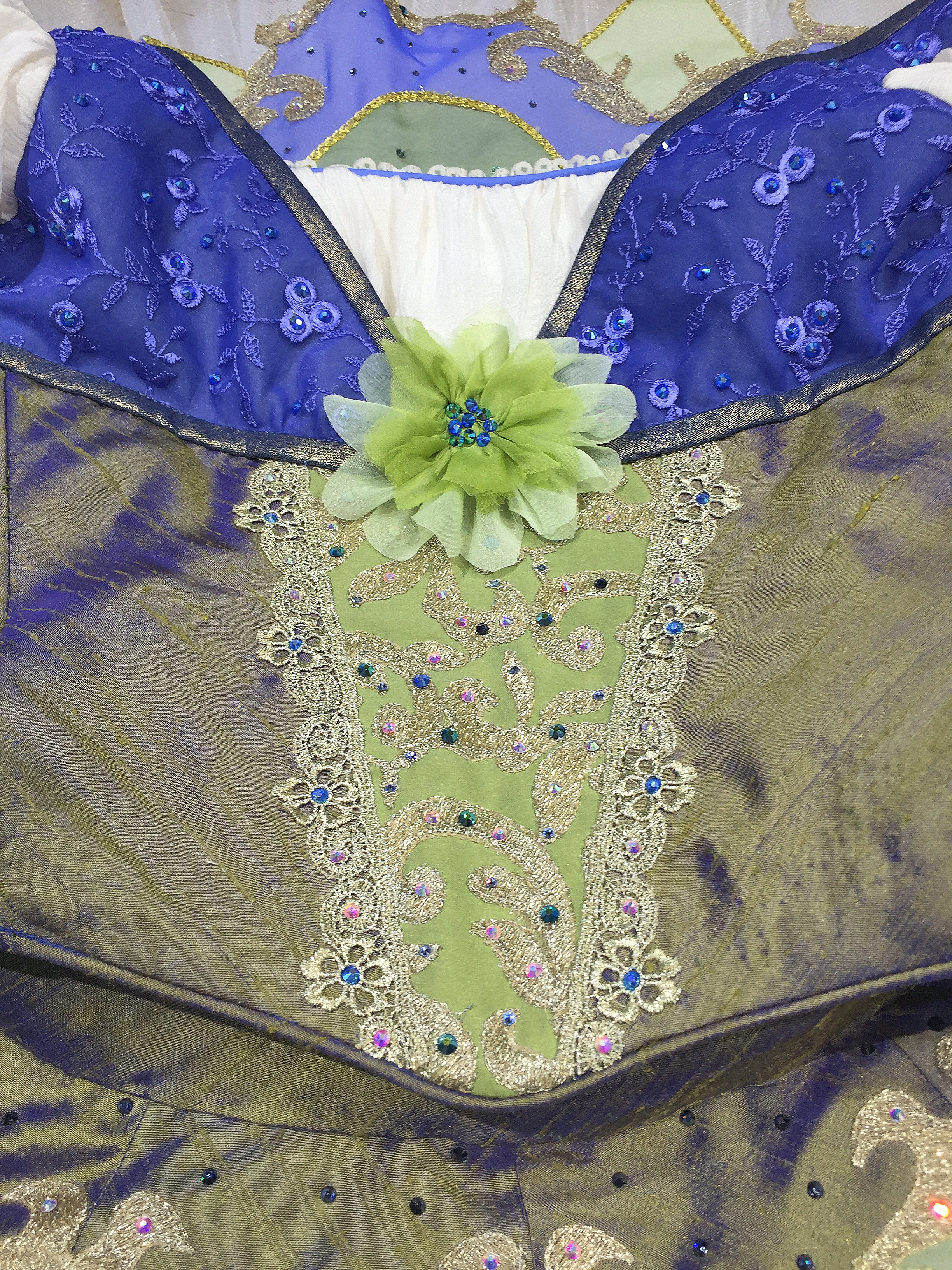 Bodice Detail