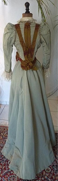Antique Gown's Auction – (ca. 1890s)