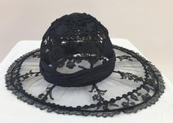 Wire Frame Hat