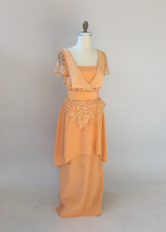 Ascot Dress - Front