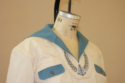 Costume on Form - Front Detail