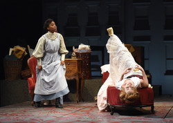 Intimate Apparel Production Photo