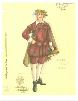 Viola de Lesseps as Thomas Kent