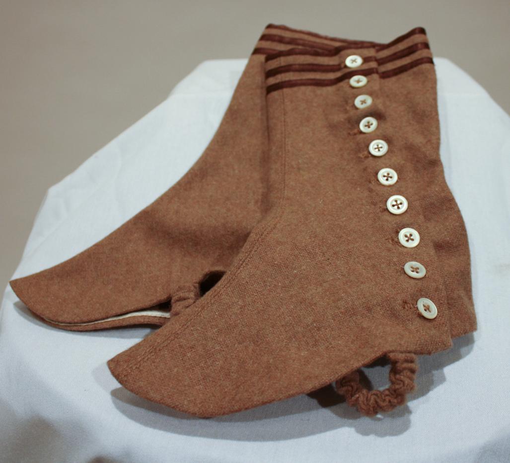 Wool Spats