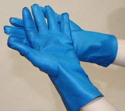 Hand Stitched Leather Gloves