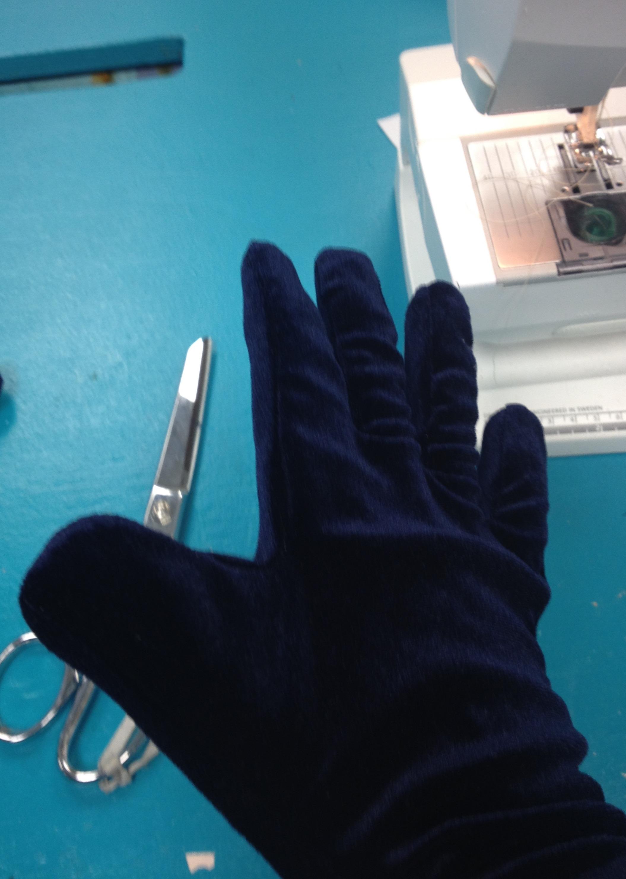 Mockup/ Rehearsal Gloves
