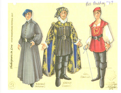 Costumes for Romeo and Juliet