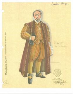 Sir Robert de Lesseps