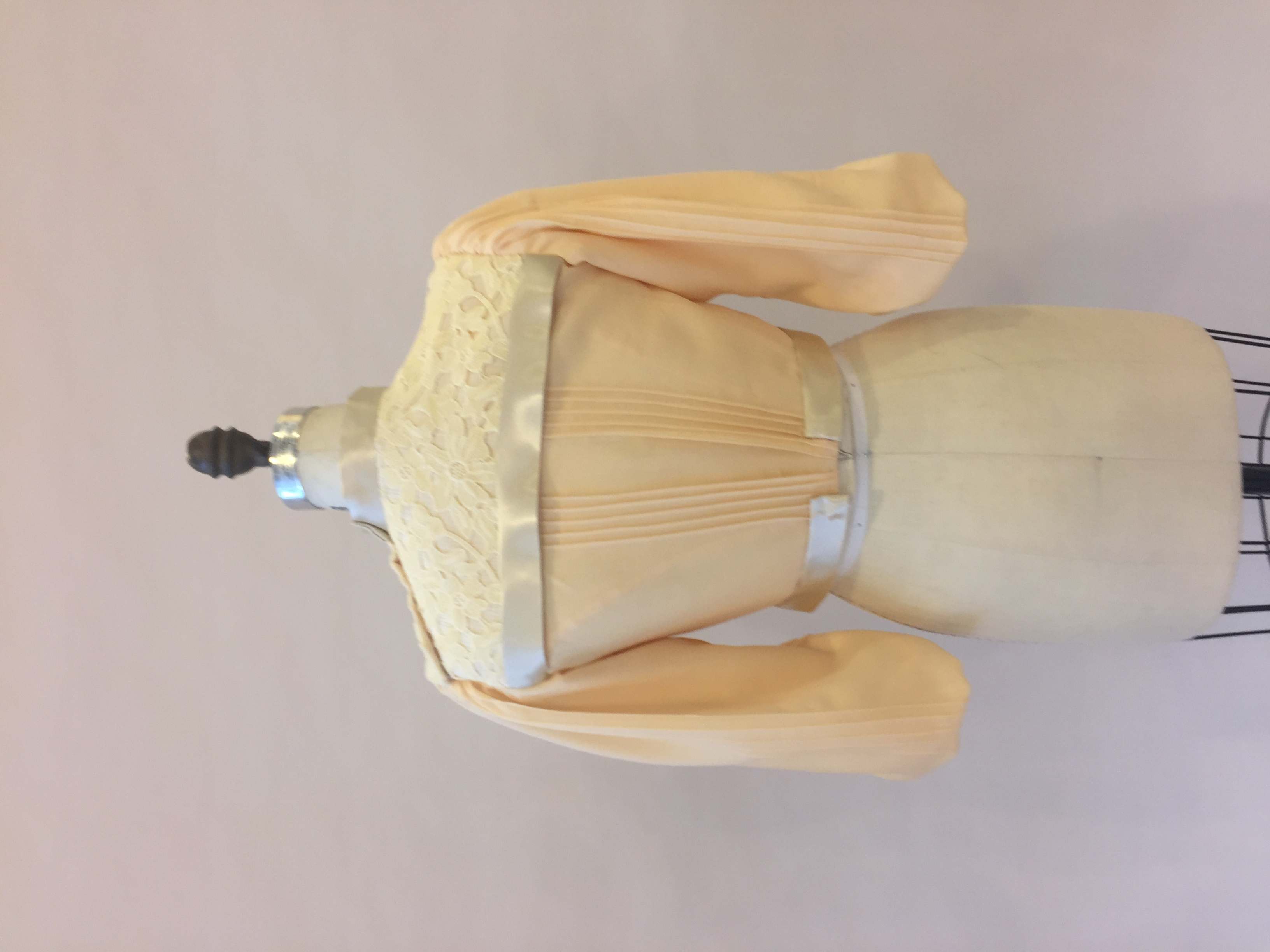 Reproduction on Dressform