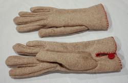 Hand Stitched Stretch Gloves