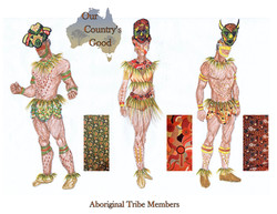 Aboriginals Rendering