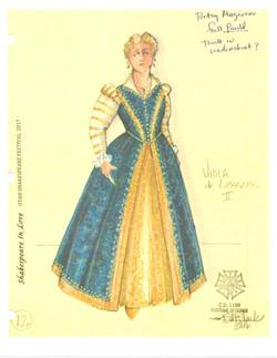 Viola de Lesseps - Meeting the Queen