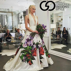 Romona Keveza Bridal Week