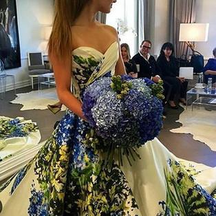 Romona Keveza Bridal Fashion Week