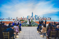Hyatt Regency Jersey City - Ceremony