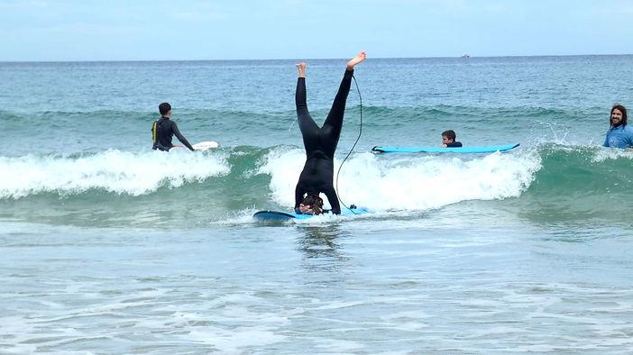Escuela Oficial de Surf en Llanes