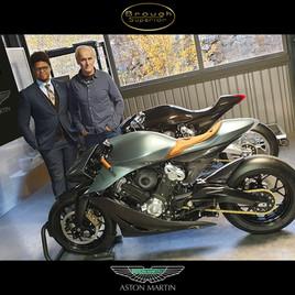 First Aston Martin Motorcycle