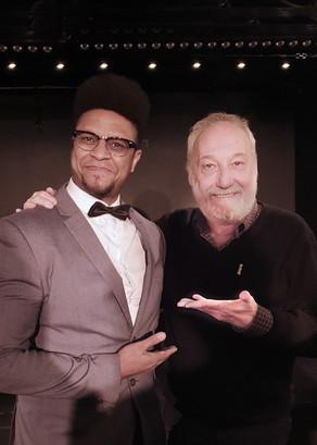 My  cinema Teacher, François Berléand
