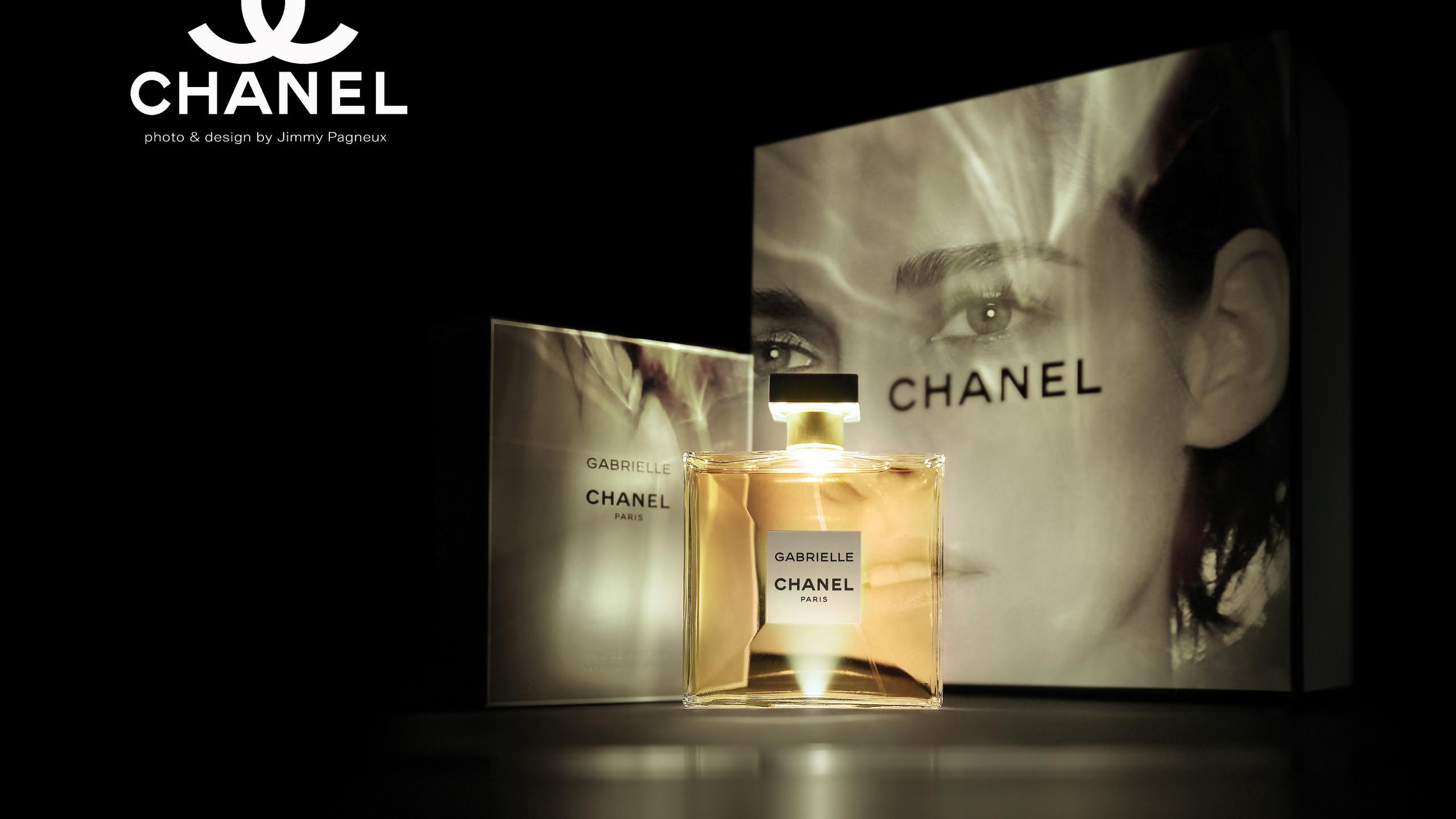 Gabrielle Chanel  gold