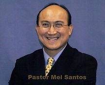 Pastor Mel Santos