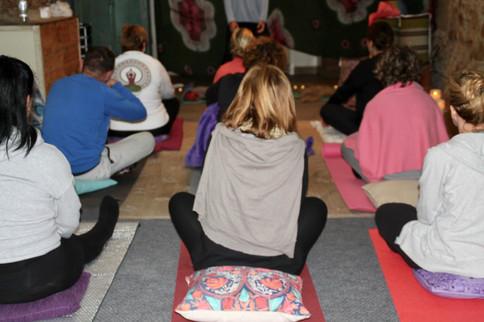 Aprendemos a meditar