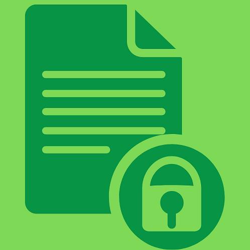 Aviso de Privacidad Web