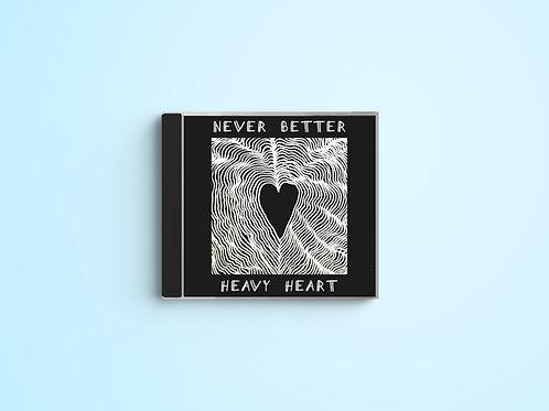 """""""Heavy Heart"""" CD"""